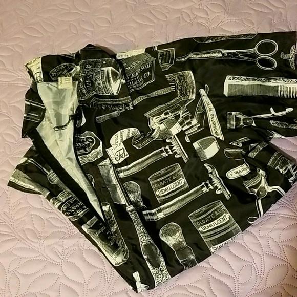 Vintage Barber Jacket
